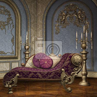 Поделки в стиле барокко