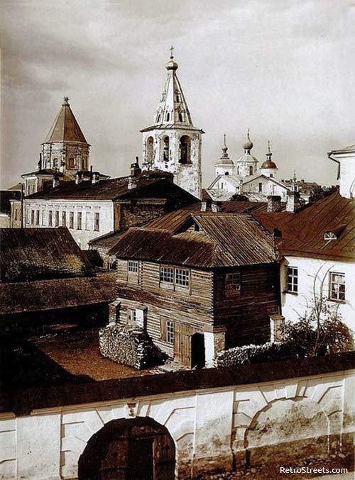 Ярославово Дворище и Торг — исторический архитектурный комплекс на Торговой стороне Великого Новгорода.