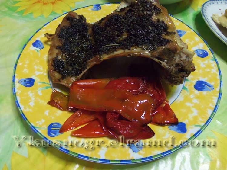 Каре ягненка рецепт в духовке с фото