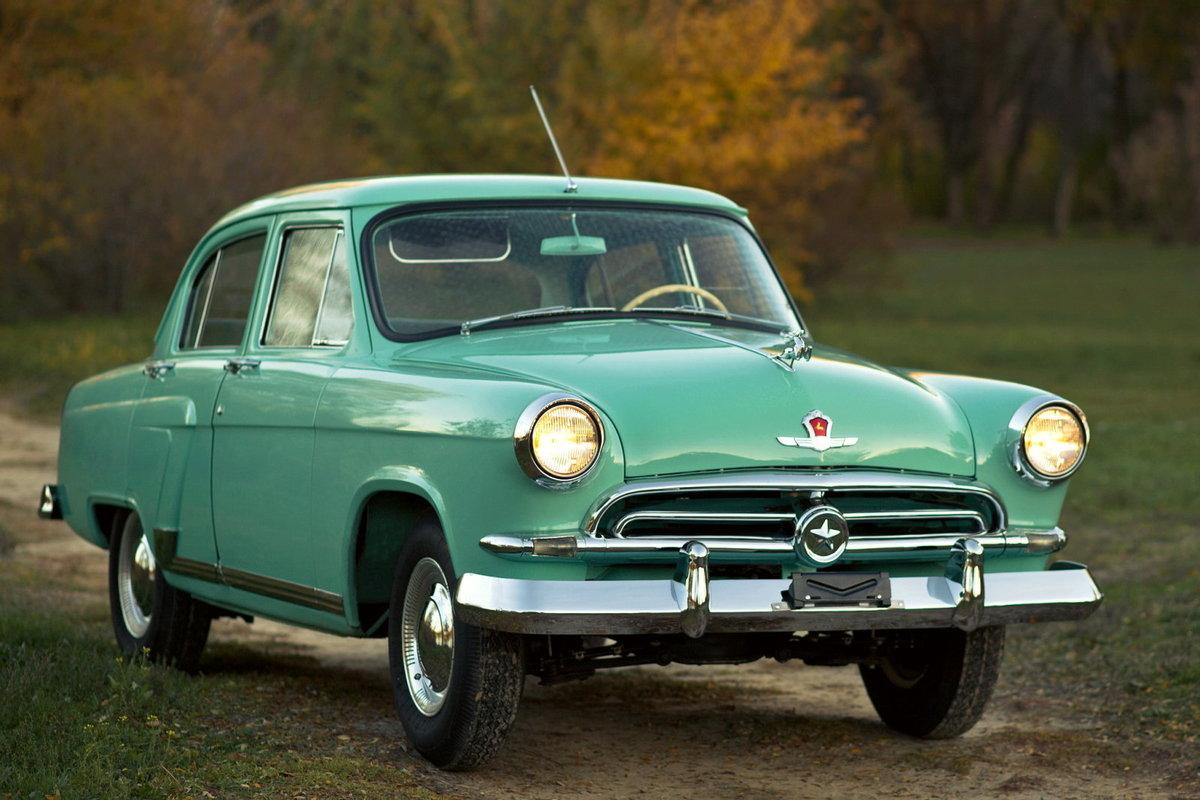 Картинки советские автомобили
