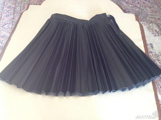 Как сшить юбку гармошка