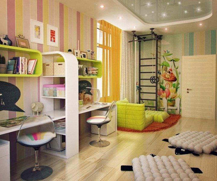 комнаты с мебелью фото