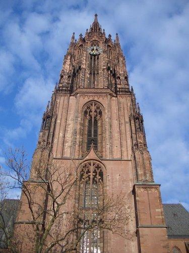 собор святого варфоломея франкфурт