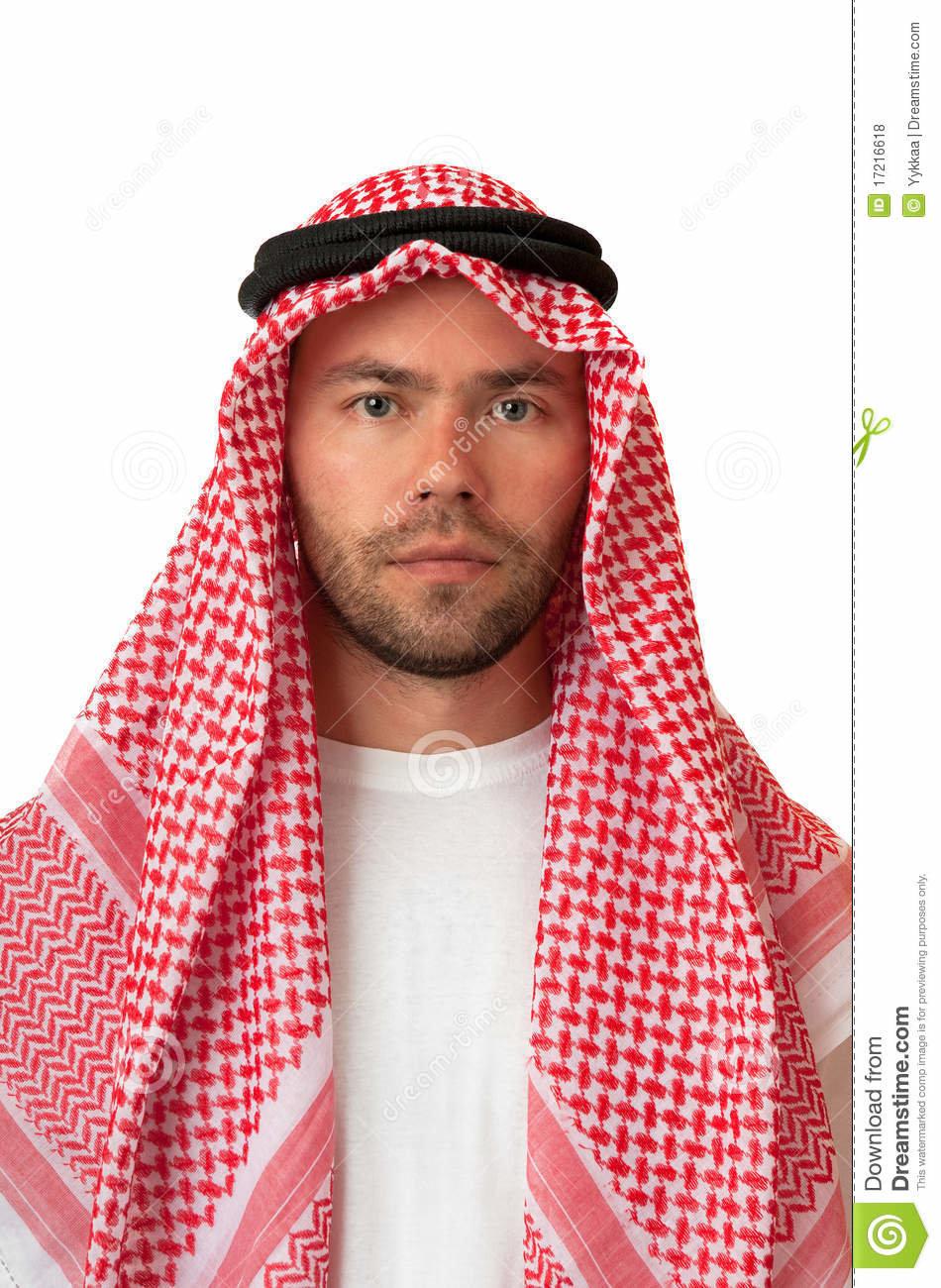 будет использование как мужсчины одивают арабский платок на шею делают передней