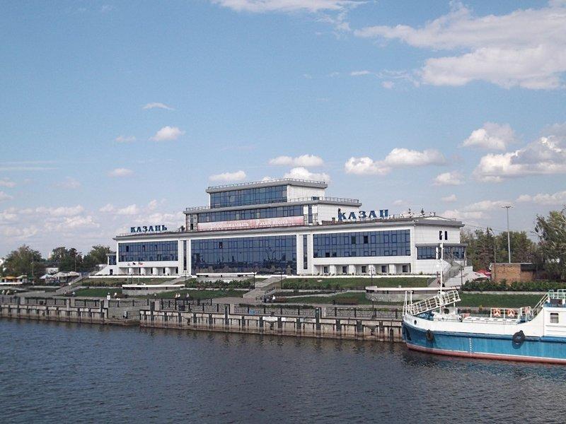 речной порт