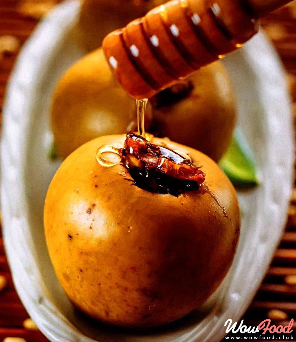 Яблочная диета печеные яблоки