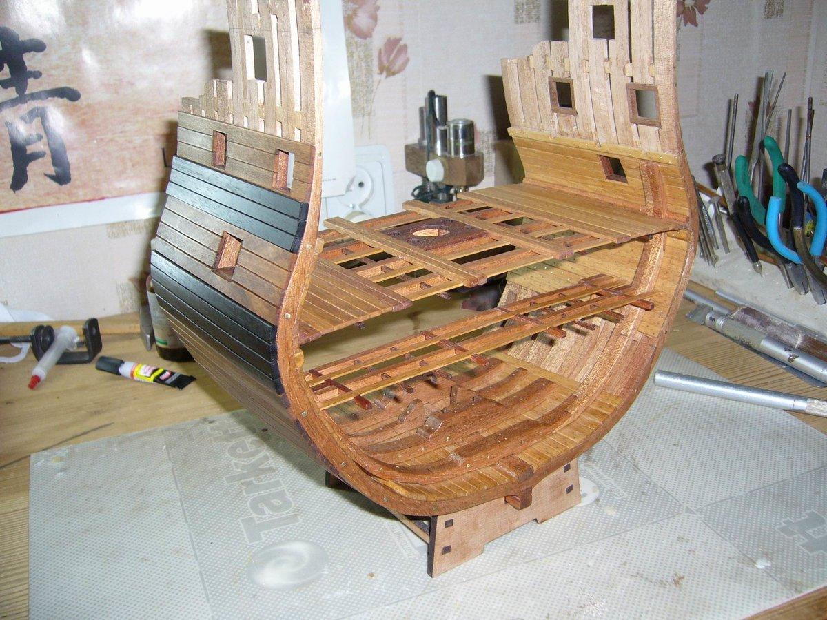 Корабль из фанеры своими руками фото 803