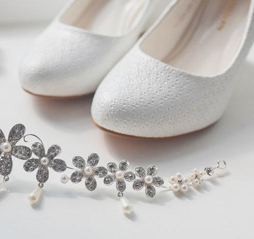 Свадебные аксессуары невесты