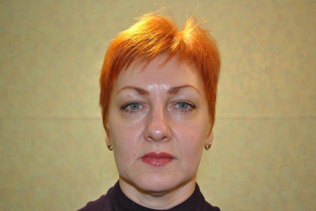 Фото частное лица жен