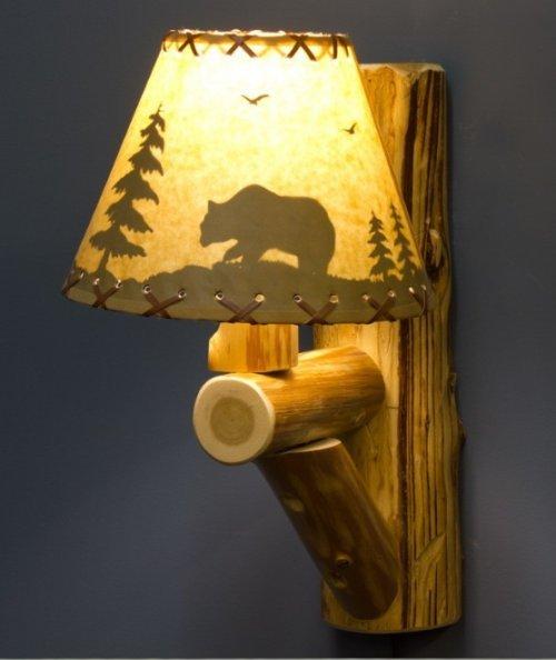 идеи светильников из дерева важно выбрать