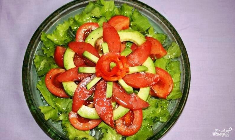 вкусные салаты с красной рыбой фото