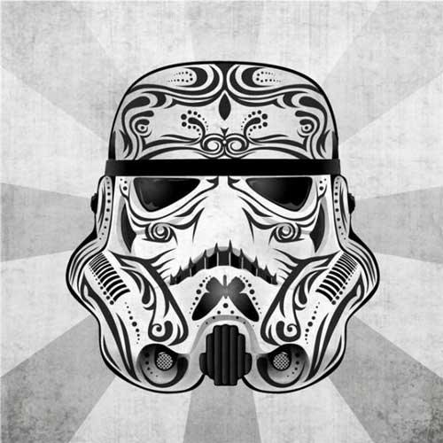 20 постеров Star Wars в стиле стимпанк