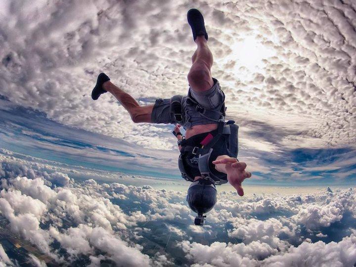— 20 сумасшедших фото, снятых камерой GoPro, 19 фото