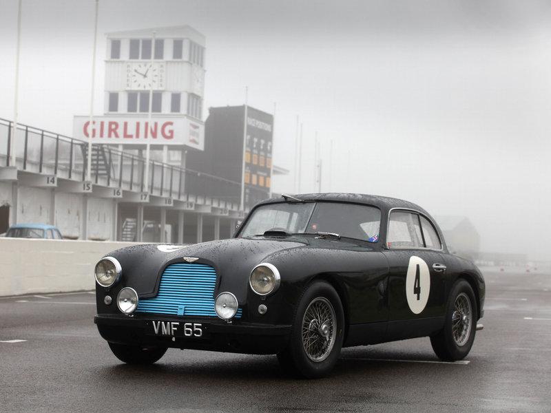 Aston Martin DB2 Team Car 1950–1951 - 5 фото