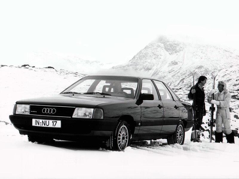 Audi 100. От истоков бизнес-класса до Audi A8 | Volkswagen Drive
