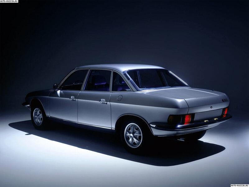 Audi NSU RO 80: 06 фото