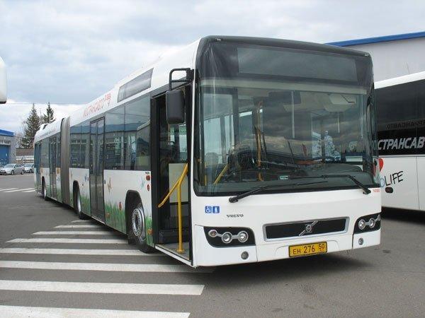Автобус Volvo 7700A  Фото автобусов