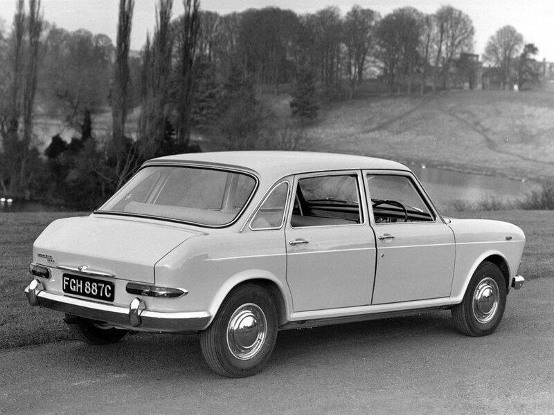 Автомобиль года 1965: Austin 1800 - Легенда - Supercar