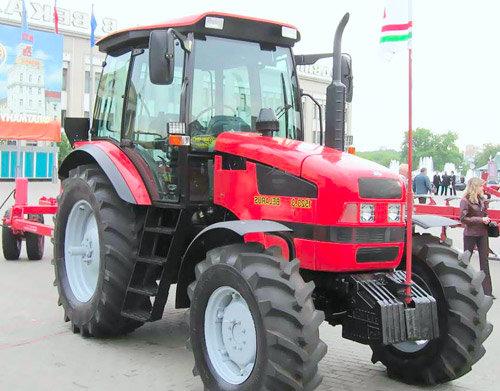 Belarus 132 Н