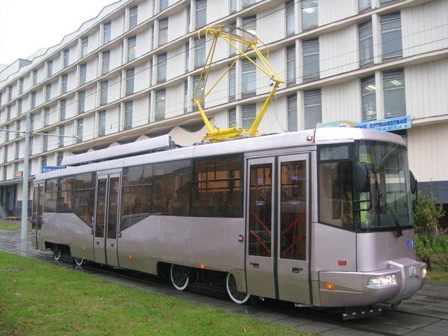 Belkommunmash Продукция :: Трамвай модели 62103