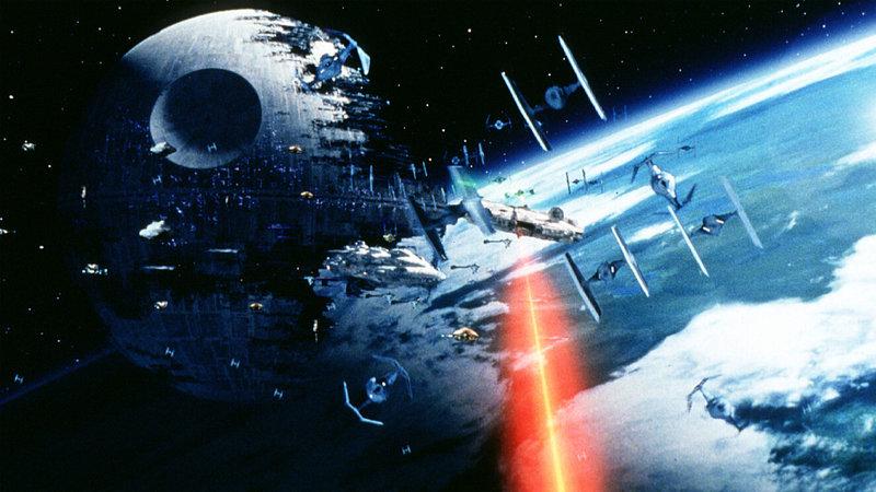 Битвы вкосмосе. Реальные звездные войны — Популярная механика