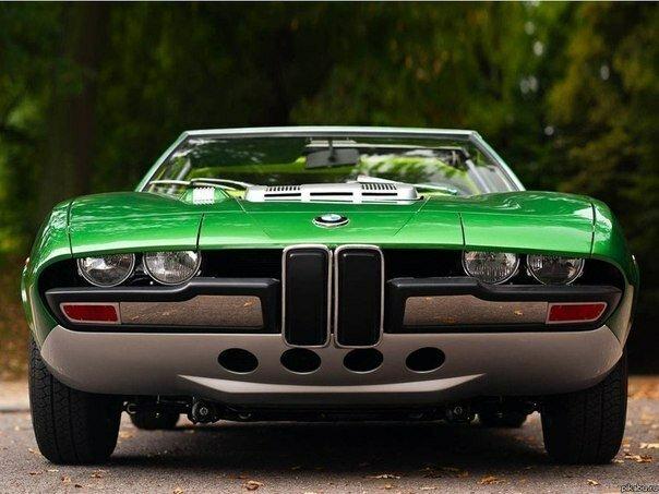 BMW 2800 Spicup 1969… | Факты со всего мира