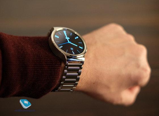 Большой обзор умных часов Huawei Watch