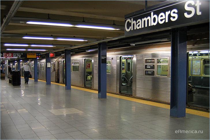 Chambers Station