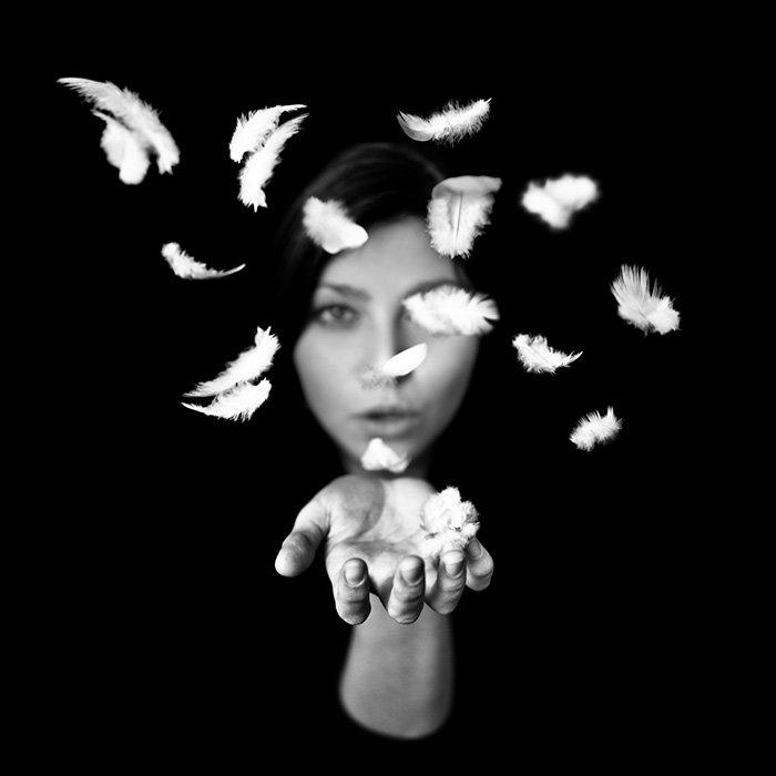 Черно-белое фото Бенуа Коерти « Фото « Креативный журнал, уроки фотошоп фото веб-дизайн бесплатные шаблоны - Rejump.ru