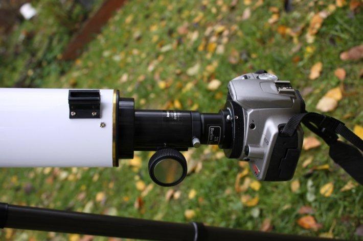 Что можно увидеть в домашний телескоп за 3000 рублей?
