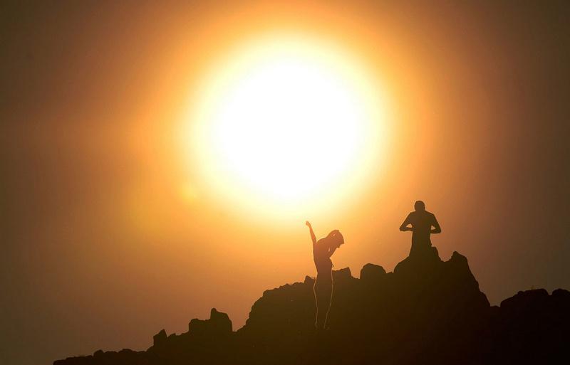 день летнего солнцестояния, фото летнего пейзажа