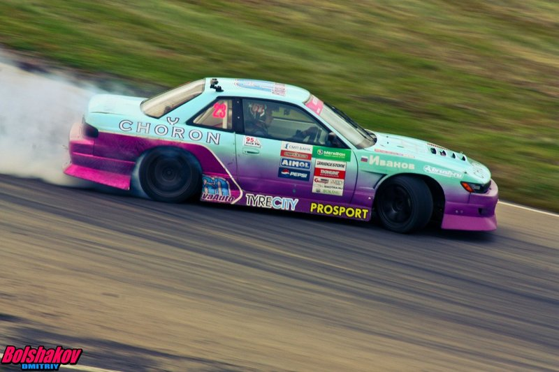 Дрифт-кар (Pro) Nissan Silvia S13 - DRIFTING.RU - Дрифт, гонки, автомобили, тюнинг, и все вокруг drift-автоспорта.