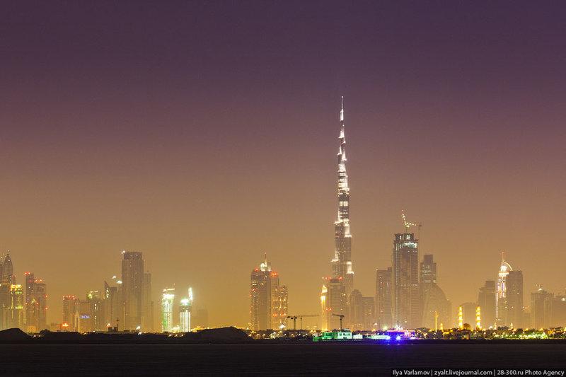 Дубай (30 фото + текст)