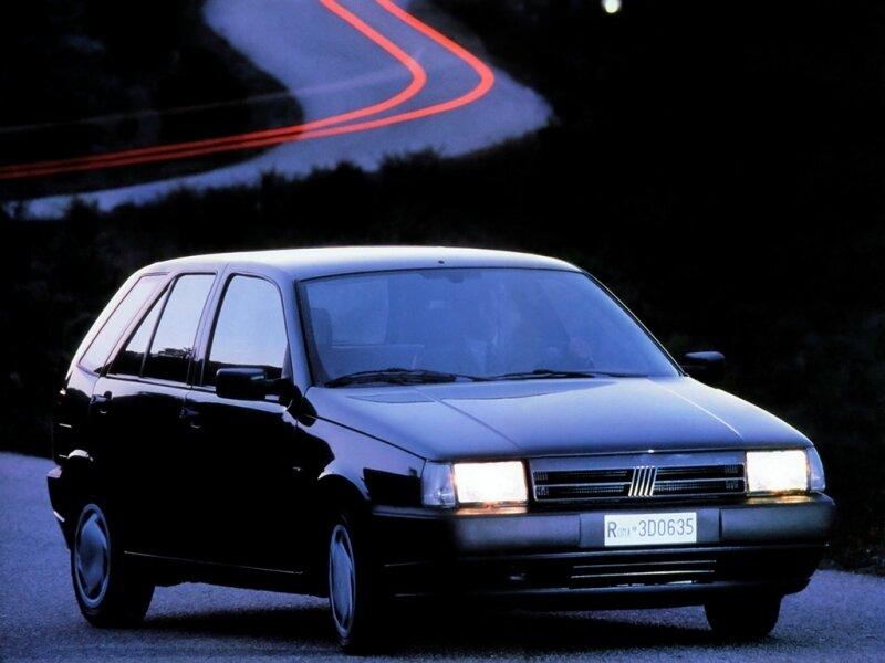 FIAT Tipo (Фиат Типо) 1988-1995: описание, характеристики, фото, обзоры и тесты