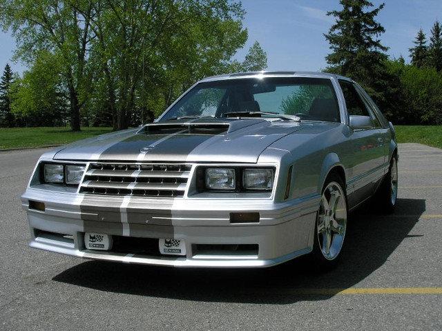 Ford Mustang (третье поколение, 1979-1993)