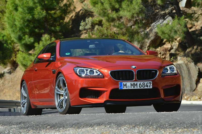 Фото › 2012 BMW M6 Coupe