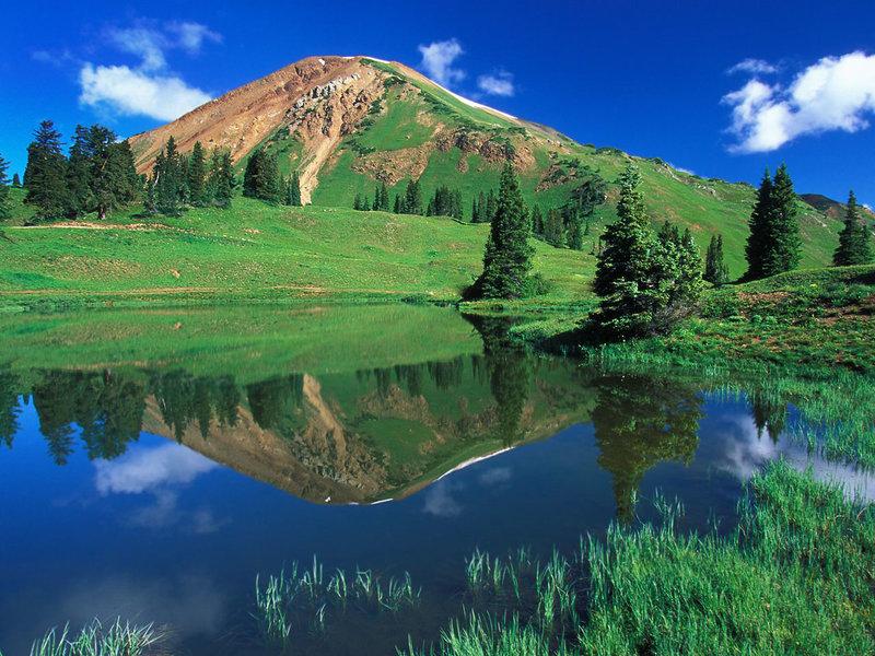 Fotoart красивые фото стран мира - фото озер и пейзажей