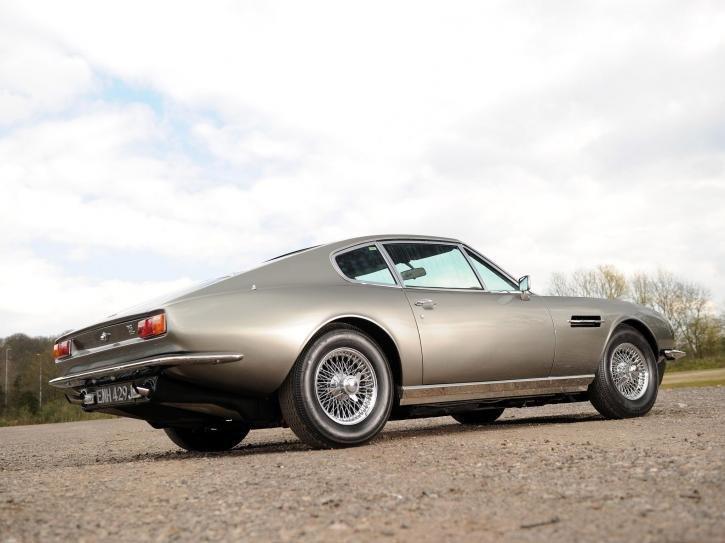 Фотографии 1967 Aston Martin DBS Vantage. Фото, заставки и обои для рабочего стола c автомобилем Aston Martin DBS Vantage 1967 года. VERcity