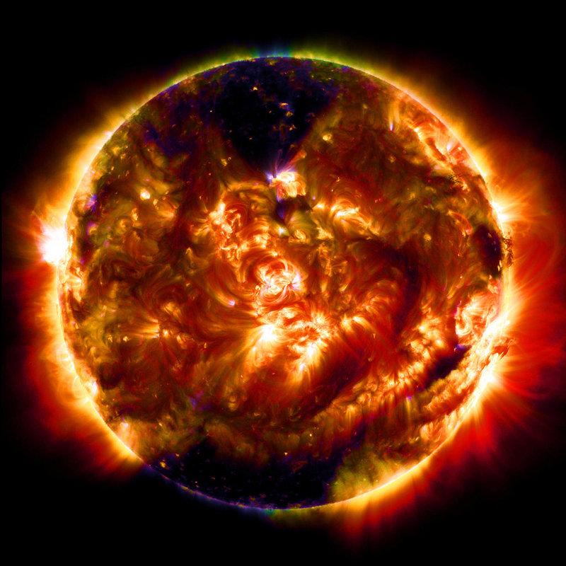 Фотографии NASA, которые должен увидеть каждый / Geektimes