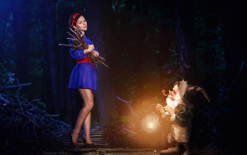 Фотография автора E.Aleksandr: Немного сказки(461244) из альбома Высокохудожественная фотография