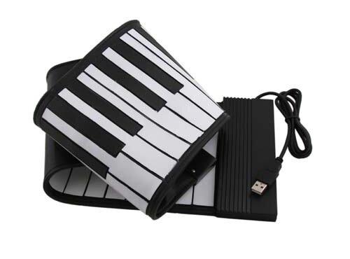 Гибкое пианино