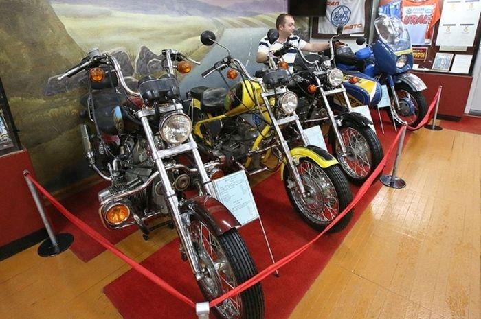 Guntact [Социальная сеть] - Музей мотоциклов.