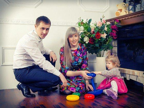 Идеи для семейной фотосессии | Делай Фото