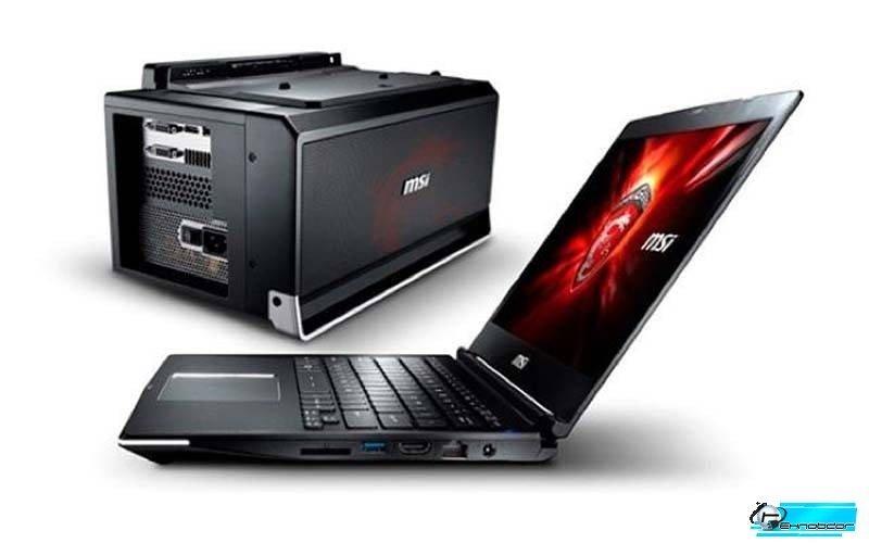 Игровые ноутбуки, моноблоки и док станции MSI