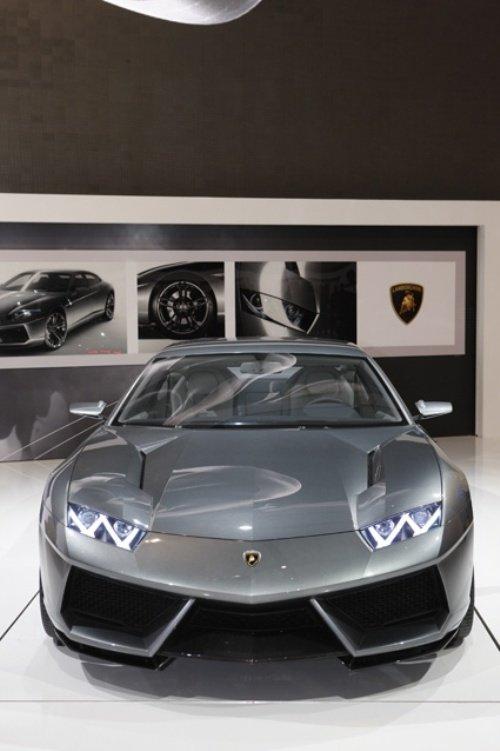 Новая утончённая элегантность от итальянцев Lamborghini Estoque