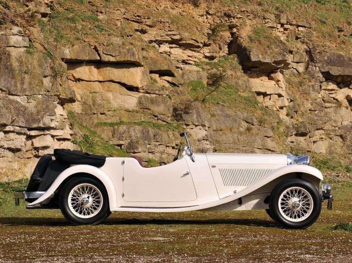 Jaguar SS 1 Tourer