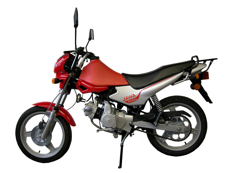 Jawa 50 2005 мотоцикл ява