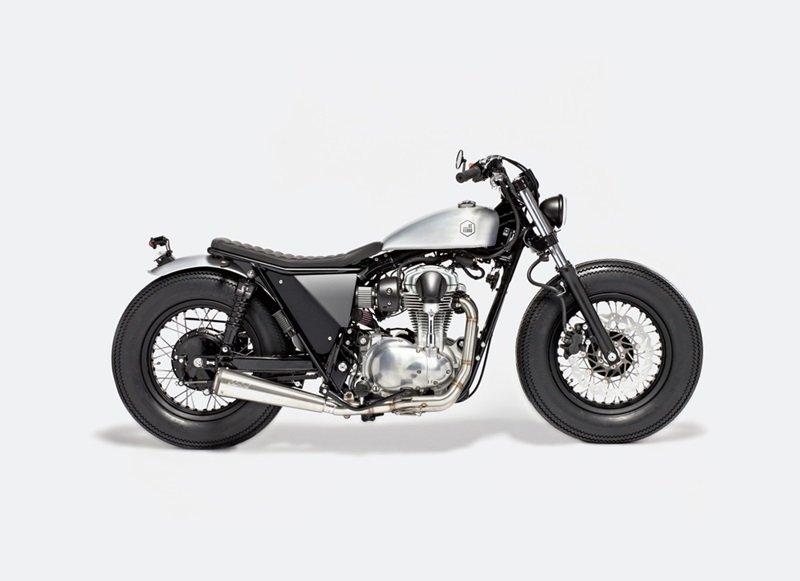Кастомы Kawasaki W800 Di Ferro - 27 Февраля 2014 - MOTO BLOG