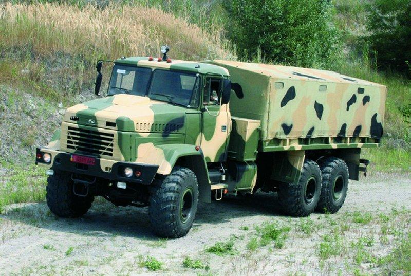 """КрАЗ 6322 """"Солдат"""""""