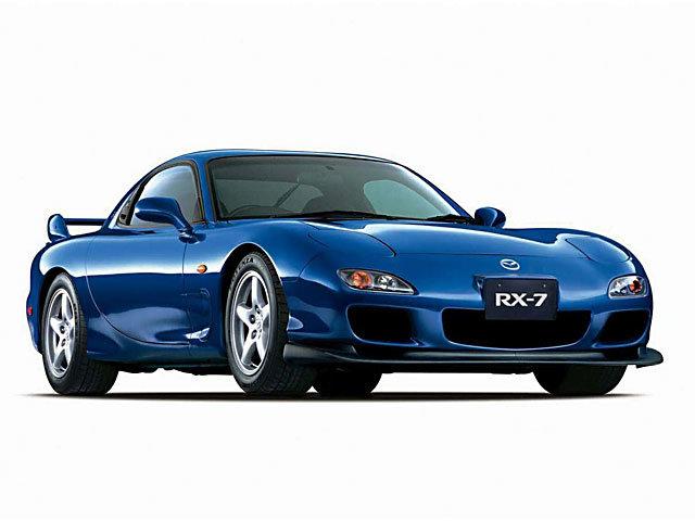 «Ласточка» - Автомобиль Mazda RX 7 III (FD) / Мазда RX 7 3 (FD) - энциклопедия. Серии, Характеристики, Галерея и Автоклубы.
